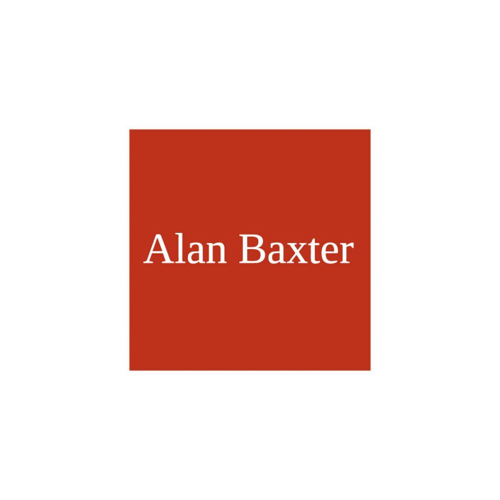 Alan Baxter link